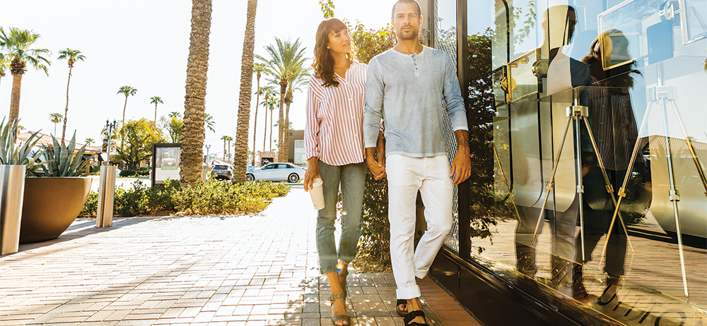 El Paseo Stores and Shops - El Paseo Shopping Palm Desert