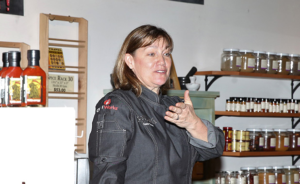 Savory Spice presents Gale Gand's Chocolate and Cinnamon