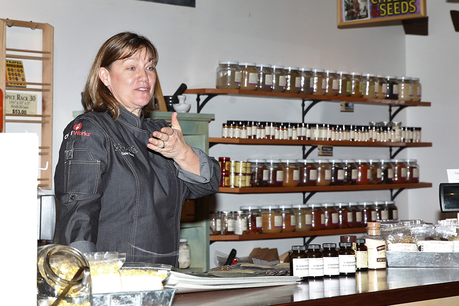 The desert's first locally-owned store for high-quality herbs, spices and blends. Taste what you want, buy what you need!