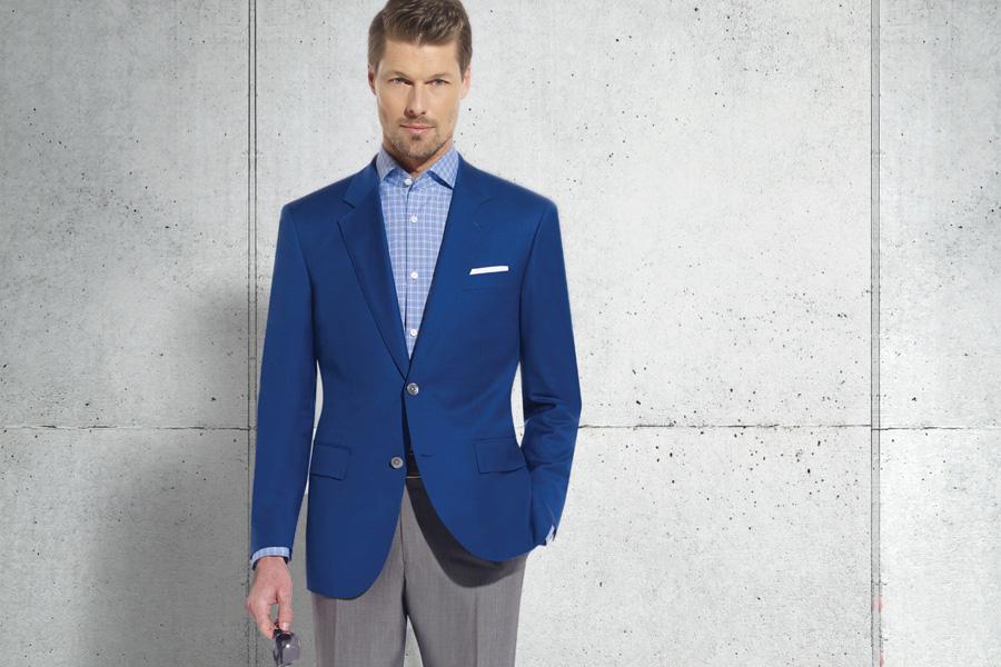You will find a vast selection of classic and contemporary fashions at Mares Menswear.