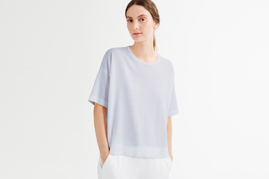 Eileen Fisher on El Paseo in Palm Desert California