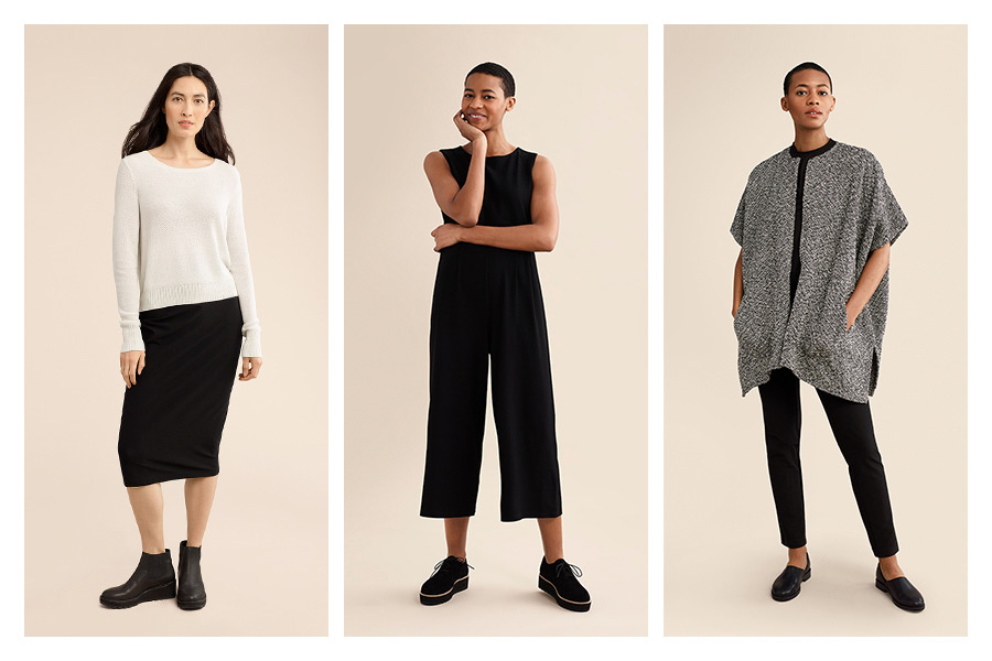 Shop at EILEEN FISHER STORE Palm Desert for women's clothing that embraces simplicity, sustainability and timeless design. For more than 30 years, we've committed to responsible business practices that create positive change-giving to causes that support women and girls, building a more sustainable fashion industry and creating a more responsible supply chain.