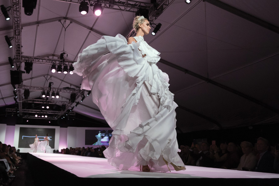 Come celebrate style, innovation, and trends at the West Coast's largest consumer fashion show, Fashion Week El Paseo, to be held March 16‒23, 2019, at The Gardens on El Paseo in Palm Desert.