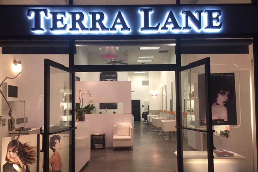 Terra Lane Hair Design, Thee Premiere Beauty Destination on El Paseo.