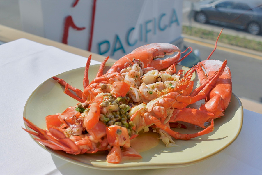 For over 15 years, Pacifica Seafood Restaurant has remained the desert's preferred spot to gather with friends and family.