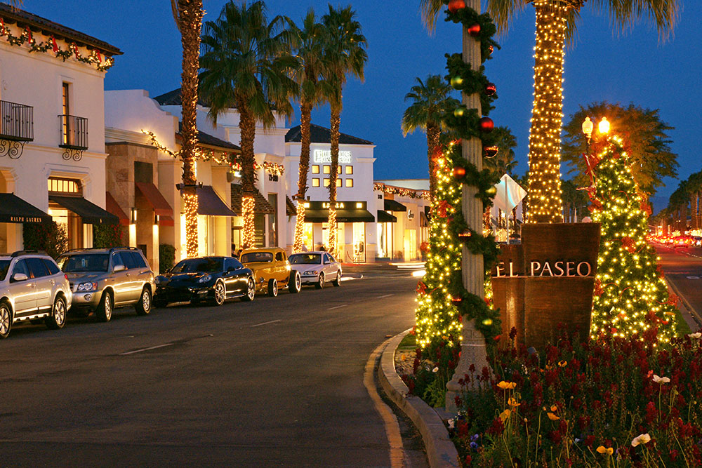 El Paseo Shopping District - Gift Guide